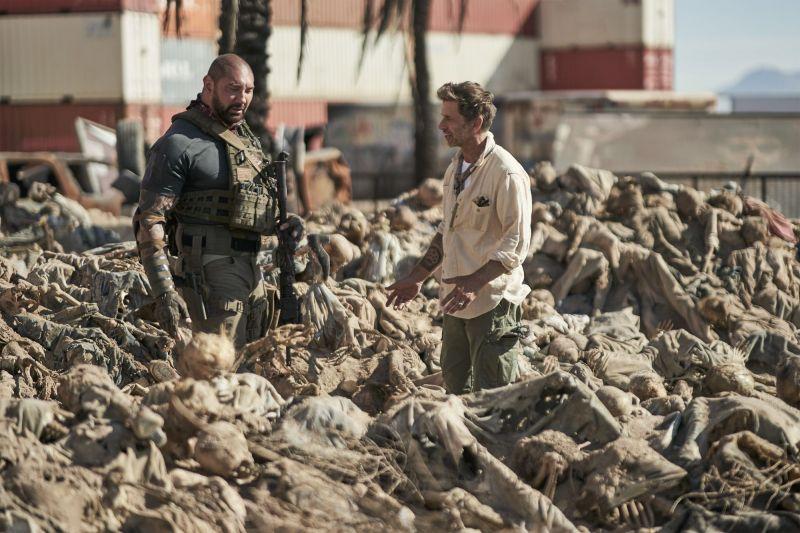 Amia umarłych - Dave Bautista wybrał film zamiast Legionu samobójców 2. Dlaczego?