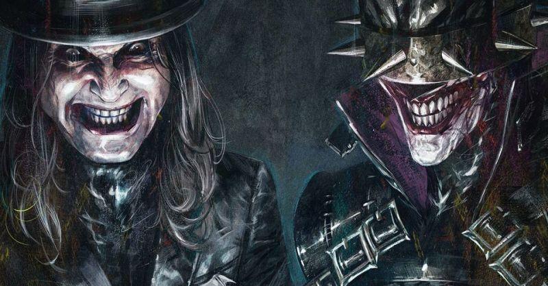 Dark Nights: Death Metal w Polsce również jako omnibus? Szykujcie się na Ozzy'ego