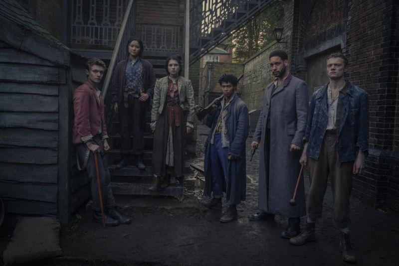 Ferajna z Baker Street - zwiastun serialu Netflixa. Nastoletni detektywi, doktor Watson i Sherlock Holmes