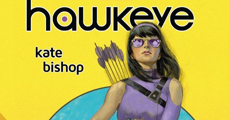 Hawkeye. Kate Bishop - recenzja komiksu