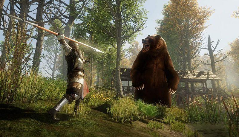 New World - gra MMO od Amazonu opóźniona po raz trzeci