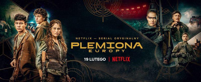 Plemiona Europy - zwiastun serialu Netflixa. Niemiecki serial post-apokaliptyczny
