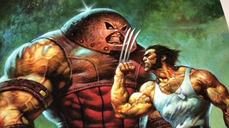 Juggernaut jest niepowstrzymany? No to spójrzcie, co zrobili z nim Wolverine i odmieniony Punisher