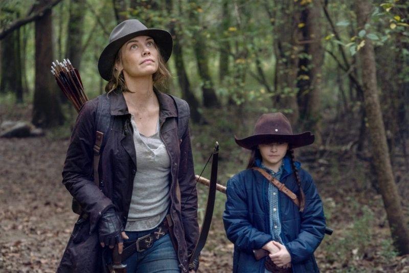 The Walking Dead 10C - nowe zdjęcia z nadchodzących odcinków. Więcej Maggie.