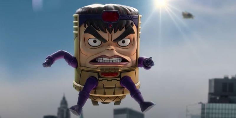M.O.D.O.K. - pierwszy zwiastun animowanego serialu Marvela. Jest też data premiery