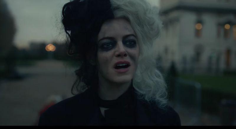 Cruella - Emma Stone o porównaniach filmu do Jokera