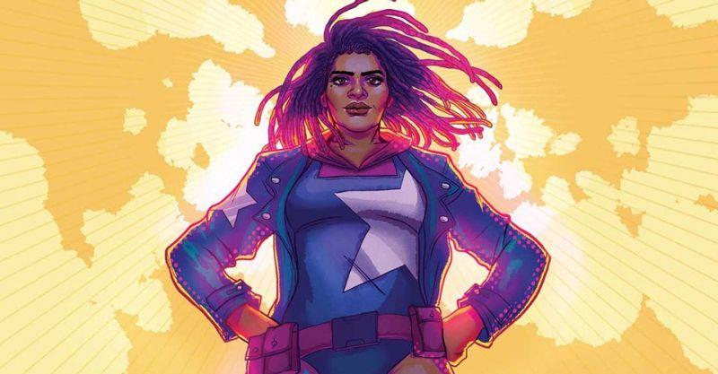Kapitanem Ameryką zostanie kobieta. Marvel przesuwa granice; wybrano Afroamerykankę