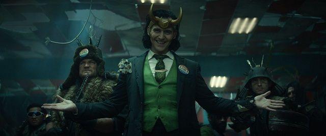 Loki - bohaterowie serialu na nowych zdjęciach z produkcji Disney+