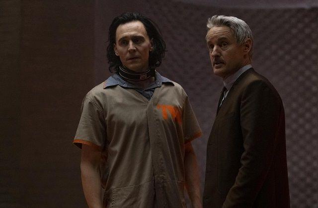 Loki - fragment serialu MCU. Antybohater zostaje aresztowany