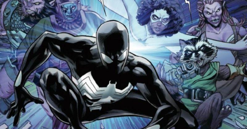 Spider-Man na czele Strażników Galaktyki. Takie rzeczy tylko w King in Black