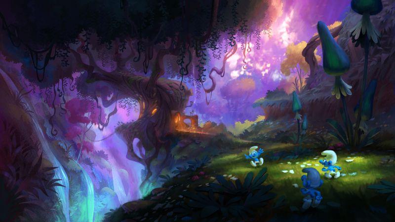 The Smurfs: Mission Vileaf zapowiedziane. Gra w tym roku trafi na PC i konsole