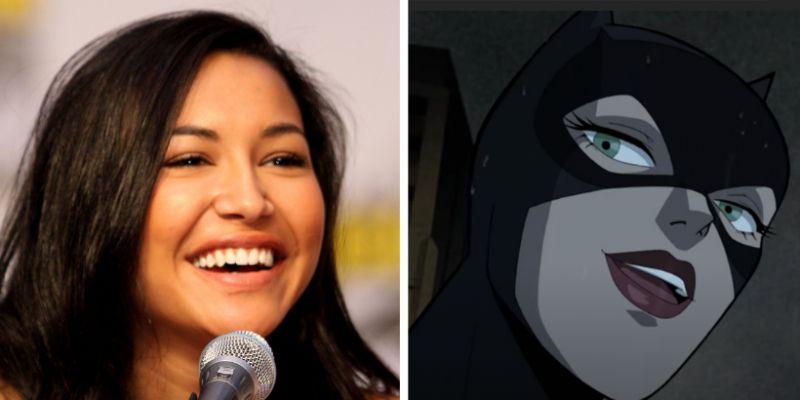 Naya Rivera głosem Catwoman. To była jej ostatnia rola przed śmiercią