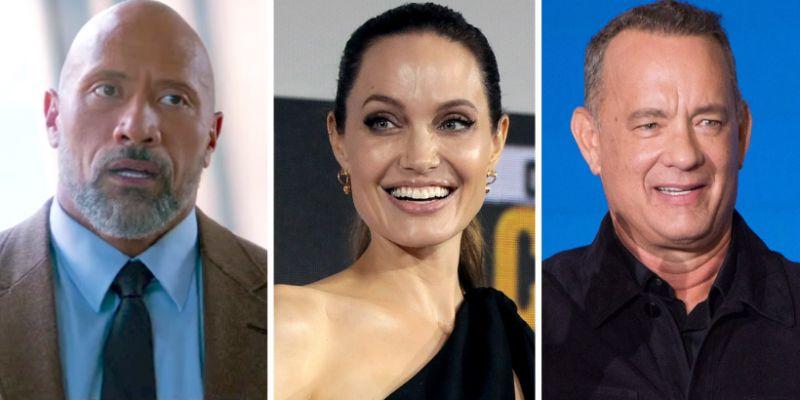 Dwayne Johnson, Angelina Jolie czy Tom Hanks – kogo Amerykanie chcą na prezydenta?