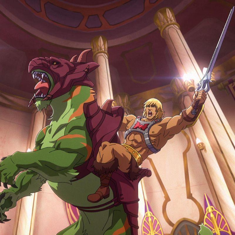 Władcy wszechświata: Objawienie - pełny zwiastun. Epicka akcja, He-Man kontra Szkieletor!
