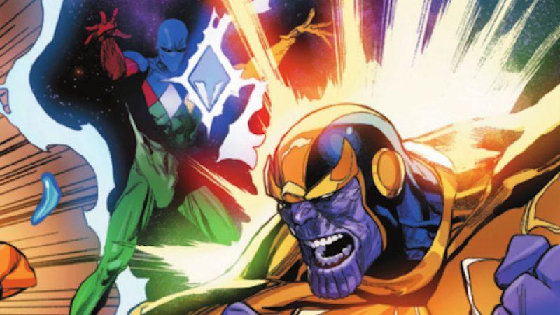 Marvel jak MCU - brutalny atak na Thanosa i odrąbana [SPOILER]. Jest też nowy Wolverine