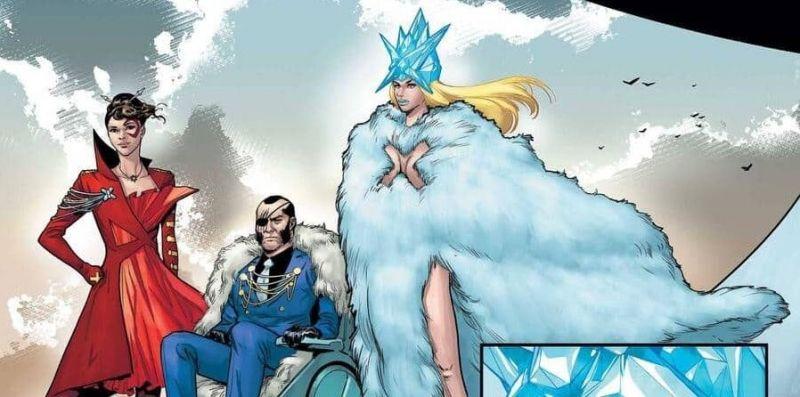 Marvel - Avengers przybywają na wyspę X-Menów. Tak zacznie się Hellfire Gala