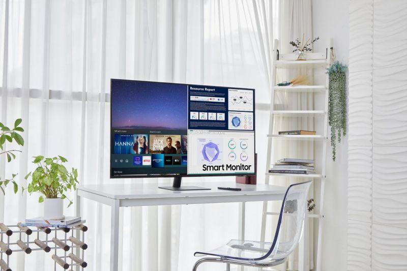 Samsung zaprezentował nowe urządzenia z serii Smart Monitor