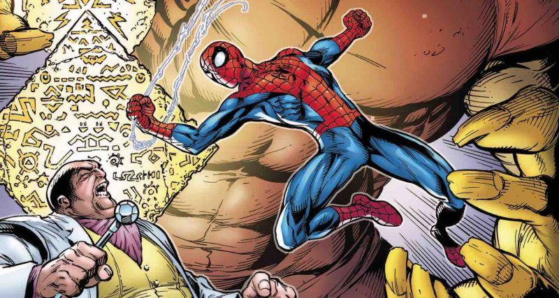 Spider-Man idzie na wojnę z Kingpinem. Pomogą mu inni herosi - jest Wolverine