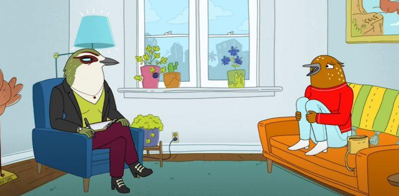 Tuca & Bertie - zwiastun 2. sezonu serialu. Jest data premiery