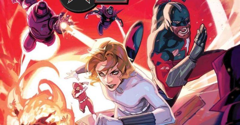 Rosyjscy Avengers wchodzą do MCU i dostają własną serię. Perun, alkoholik i osaczony Red Guardian