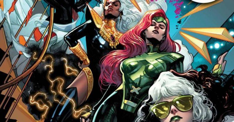 X-Meni wyruszą kolonizować Marsa? Hellfire Gala tuż-tuż; oto kolejne stroje mutantów