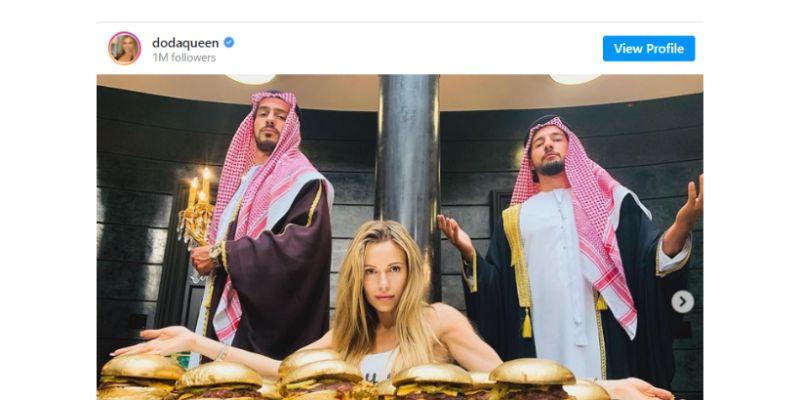 Dziewczyny z Dubaju: Doda ogłosiła angielski tytuł filmu