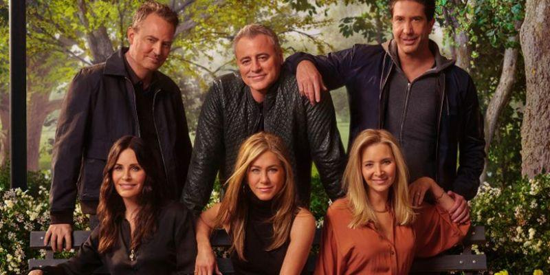 Friends: The Reunion - pełny zwiastun. Przyjaciele spotykają się po latach