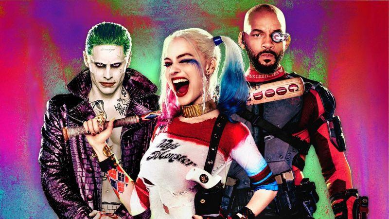 Legion samobójców - ciekawostki o filmie. Dziwne zachowania Jokera, tatuaże i inne zaskoczenia