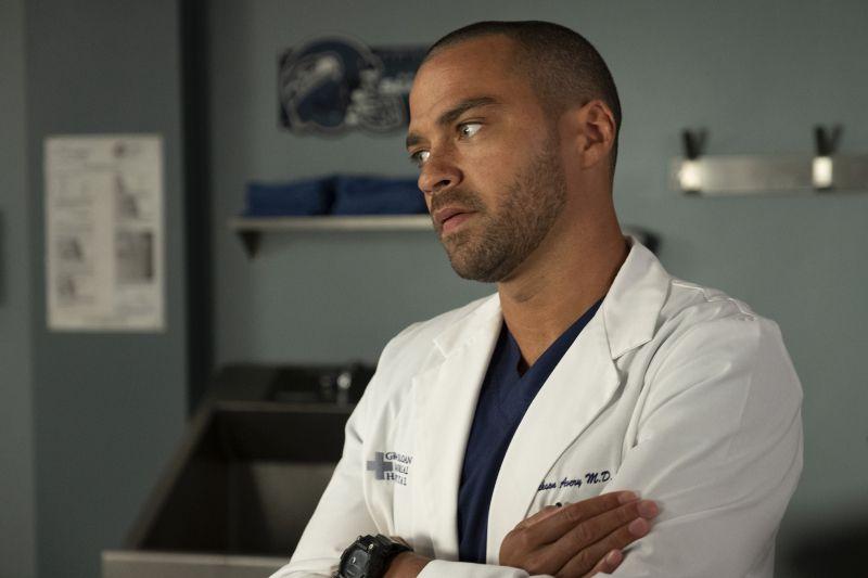 Chirurdzy - Jesse Williams opuszcza serial po 12 sezonach