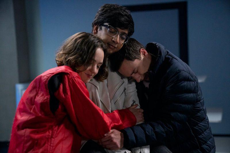 Atypowy - zdjęcia z finałowego sezonu serialu Netflixa