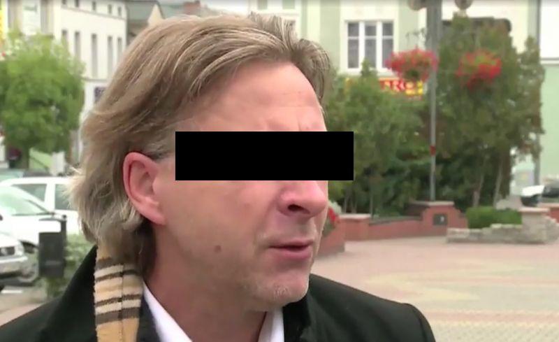 Aktor i dziennikarz TVP zatrzymany. Został oskarżony o gwałt