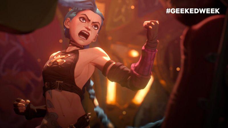 Arcane wygląda świetnie! Zobacz fragment serialu na podstawie League of Legends