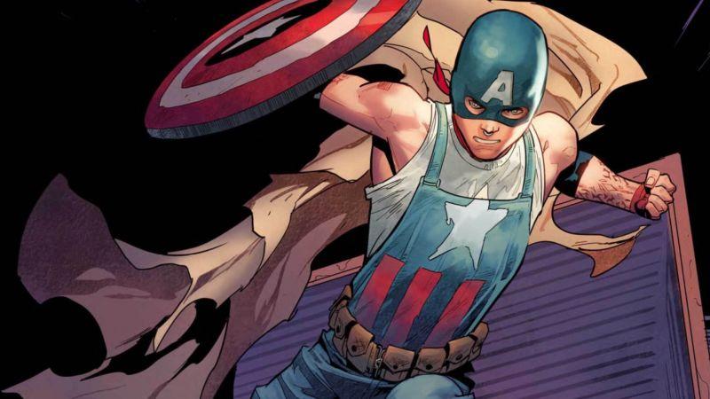 Kapitan Ameryka w wersji LGBTQ już tu jest. O tę serię będziecie toczyć spory