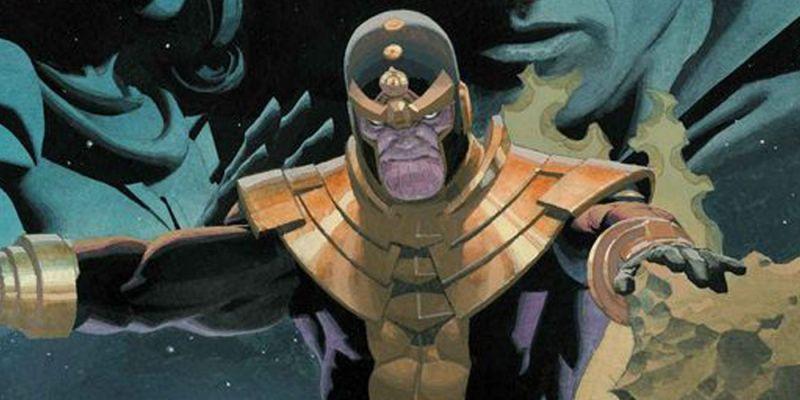 Marvel - geneza Thanosa jest inna, niż myślimy? Brutalna wojna Eternals w tle narodzin