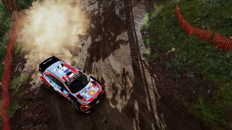 WRC 10 błyszczy na pierwszym gameplayu. Gra otrzymała wersję demo