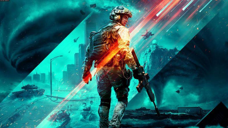 Battlefield 2042 - nowa odsłona serii zaprezentowana! Zobacz zwiastun pełen akcji i eksplozji