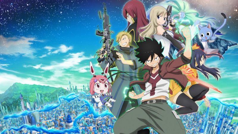 Gundam, Shaman King i Edens Zero - zwiastuny nowych seriali anime Netflixa