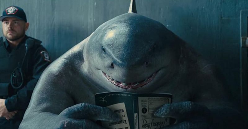 Legion samobójców 2 - James Gunn o trudnościach, jakie sprawił mu King Shark