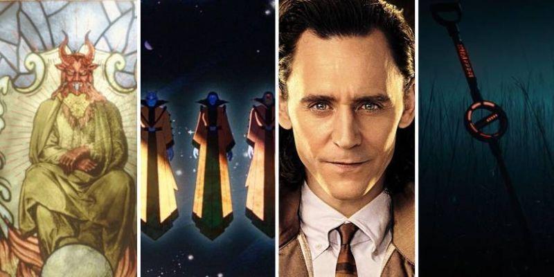 Loki, odcinek 1 - liczne easter eggi i teorie. Thanos, Peggy Carter i jak działa czas w MCU?