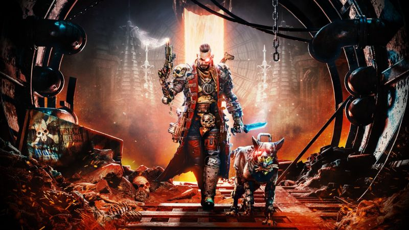 Necromunda: Hired Gun - recenzja gry