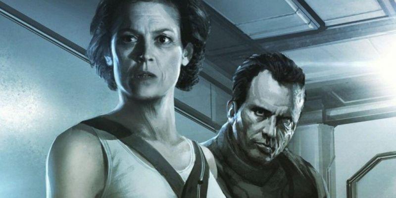 Obcy 5 - nowe szkice koncepcyjne z niezrealizowanego filmu Neilla Blomkampa