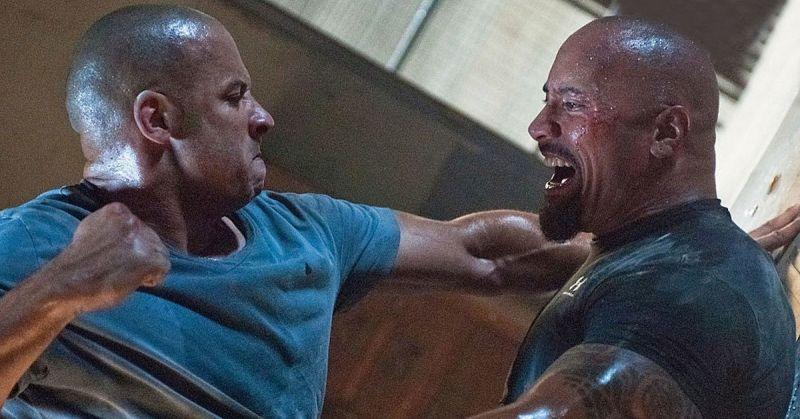 Szybcy i wściekli 10 - Vin Diesel o konflikcie z Dwaynem Johnsonem. Był on prawdziwy?