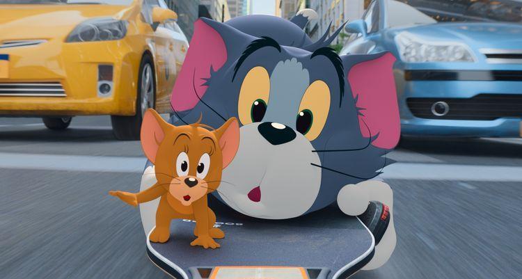 Tom and Jerry in New York - data premiery i plakat serialu animowanego HBO Max