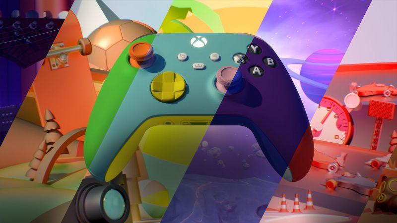 Xbox Design Lab powraca. Gracze będą mogli spersonalizować swoje kontrolery