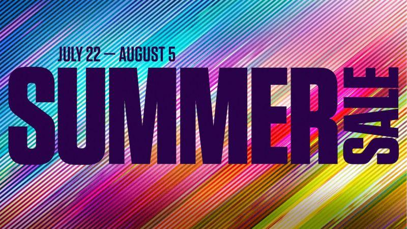 Epic Summer Sale - wystartowała letnia wyprzedaż od Epic Games