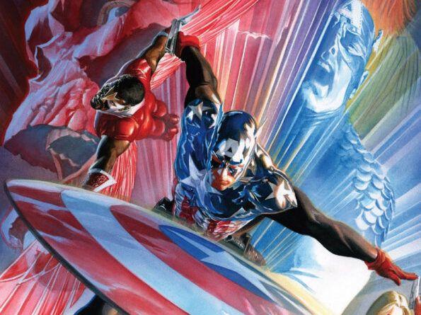 Kapitan Ameryka. Człowiek bez twarzy. Tom 5 - recenzja komiksu