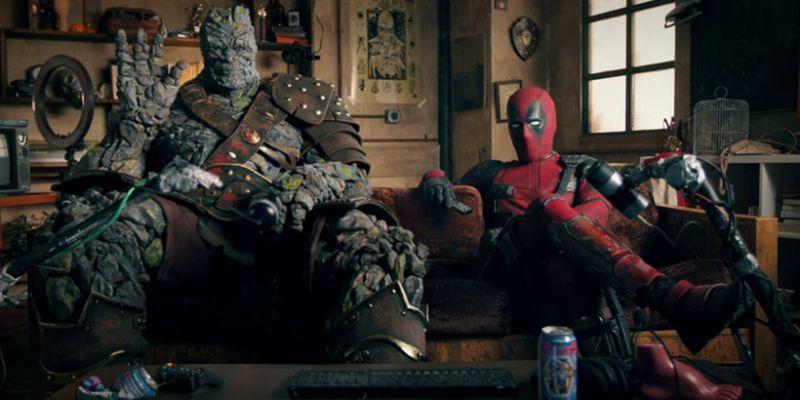 Deadpool i Korg to duet na jaki czekaliśmy. MCU wita Pyskatego Najemnika!