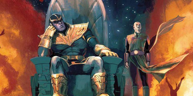 Thanos jest słaby jak nigdy. Oto powód, dla którego morduje on Eternals