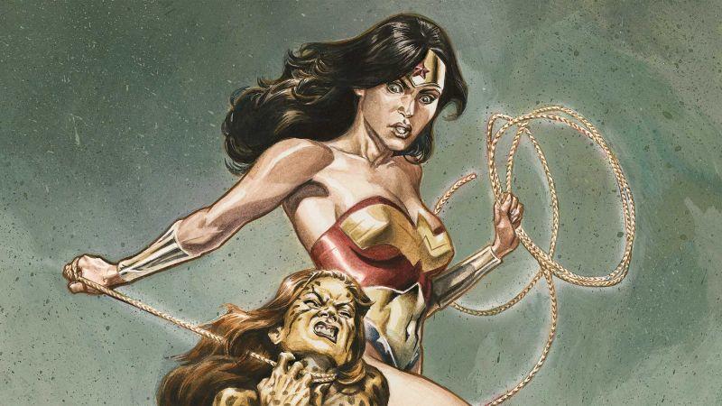Wonder Woman. Tom 3 - recenzja komiksu