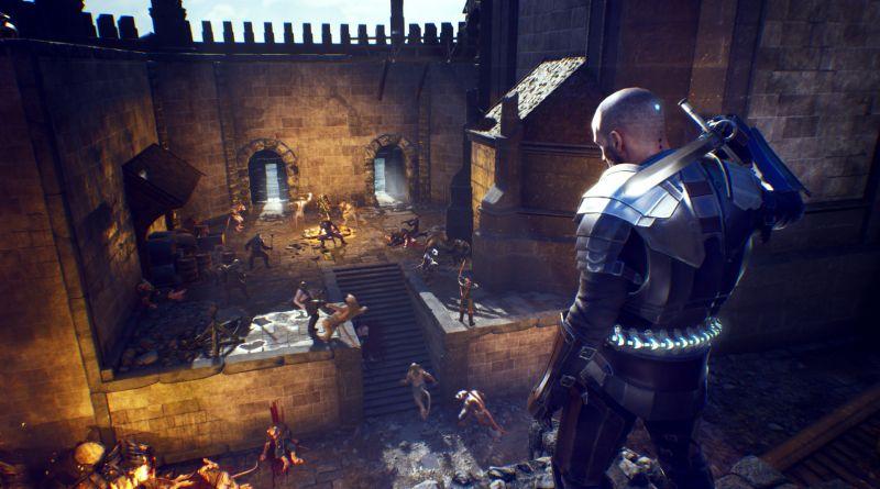 The Last Oricru - nowe RPG dla fanów serii Gothic? Zobacz długi zwiastun gry